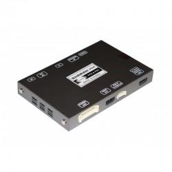 "Reverse Camera Interface VW MIB STD2 PQ 6.33"" Caddy Beetle Touran..."