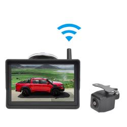 "5"" Screen Mirror & Wireless Reverse Camera"