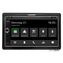 Blaupunkt Oslo 590 DAB Radio 2Din RDS USB SD MP3 Bluetooth A2DP...