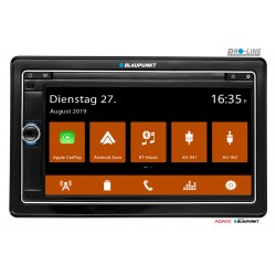 Blaupunkt Passau 590 DAB Radio 2Din RDS USB SD MP3 Bluetooth A2DP...