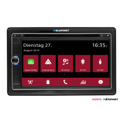 Blaupunkt Vienna 790 DAB Radio 2Din RDS CD DVD USB SD MP3 Bluetooth...