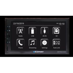 Blaupunkt Amsterdam 290BT Radio 2Din RDS USB SD MP3 Bluetooth A2DP...