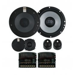 """Morel Maximo Ultra 603 MKII 3-Way Componet Speakers 6.5"""" 16.5cm"""