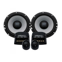 """Morel Maximo Ultra 602 MKII 2-Way Component Speakers 6.5"""" 16.5cm"""