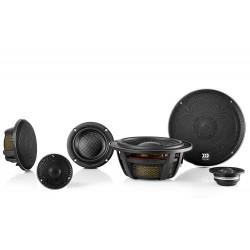 "Morel Elate Carbon Pro 63A 3-Way Component Speakers 6.5"" 16.6cm"