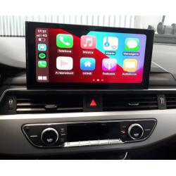 CarPlay Android Auto MirrorLink Interface Audi A1 A4 A5 A6 A7 A8 Q3...