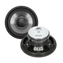 ESX QE120 2-Way Coaxial Speakers 12cm Mercedes W124