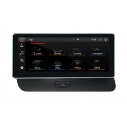 Android Screen Audi Concert Q5 CarPlay & Android Auto