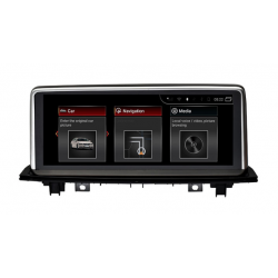 Android Screen BMW 3 & 4 Series F30 F31 CarPlay Android Auto