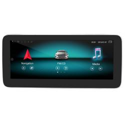 "CarPlay Android Auto Screen 10.25"" Mercedes NTG5 A B CLA GLA Class"