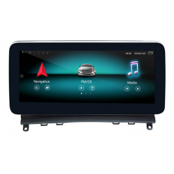 """CarPlay Android Auto 10.25"""" Screen Mercedes NTG4 C-Class W204"""