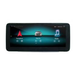 "CarPlay Android Auto Screen 10.25"" Mercedes NTG5 C GLC V X Class"