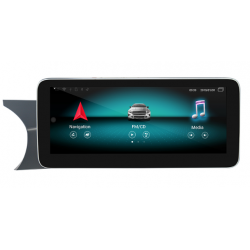 """CarPlay Android Auto Screen 10.25"""" Mercedes NTG4.5 C Class W204"""