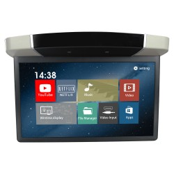 """Android Roof Mount Monitor USB 15.6"""""""