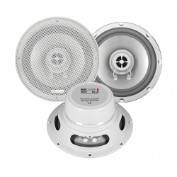 "MB Quart ASC116 2-way Coaxial Marine Speakers 6.5"" 16.5cm"
