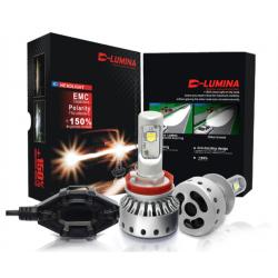 Led Headlight Bulbs H1 Can Bus 3 Year Warranty