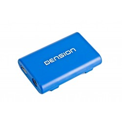 Dension GBL3BM4 USB Bluetooth A2DP BMW 3 5 X3 X5 Z4 Z8 Series