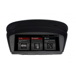 Android Screen BMW CIC 3 5 6 Series CarPlay & Android Auto