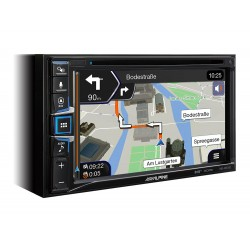 Alpine INE-W611D Radio 2Din RDS DAB HDMI GPS CarPlay Android Auto