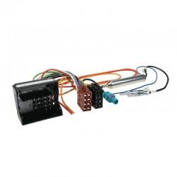 ISO Connector + Antenna Citroen Berlingo Jumpy C2 C3 C4 C5 C6 C8...